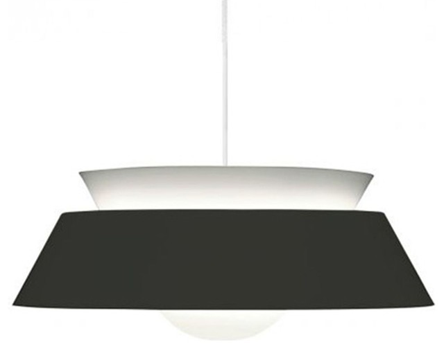 suspension design cuna couleur noir scandinavian