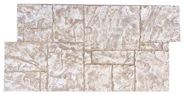 stone wall panels m diterran en carrelage sol et mur newark par burroughs hardwoods inc. Black Bedroom Furniture Sets. Home Design Ideas