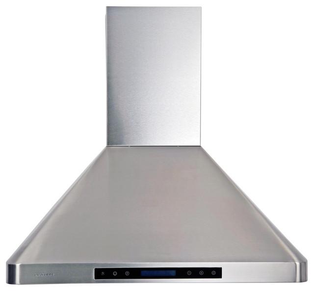 "Modern Kitchen Vent Hood: Euro Ap238-ps29 30"" Range Hood"