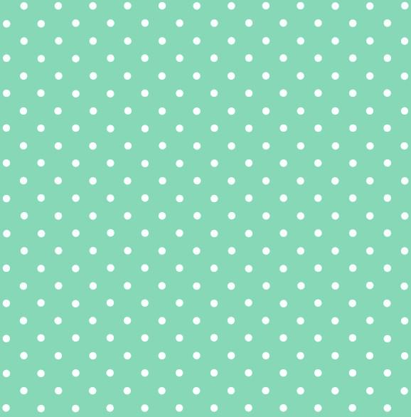 Sticky Back Plastic Polka Dot Mint Farmhouse