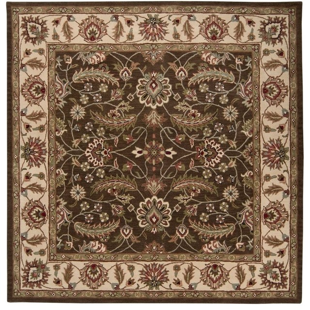 surya caesar traditional tufted wool rug traditional area rugs
