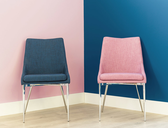 Sillas con los colores pantone del 2016 n rdico for Lo ultimo en sillas de comedor