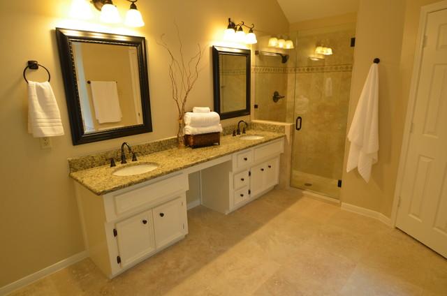 Vanity Side Splash : Granite