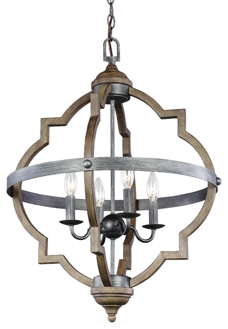 Rustic Foyer Pendant Lighting : Socorro light in foyer pendant stardust rustic