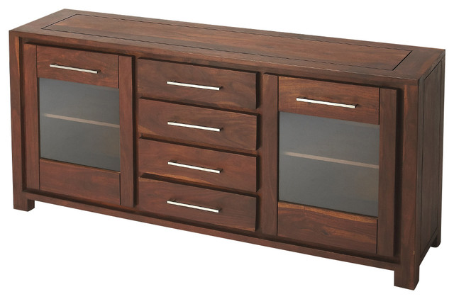 Butler loft modern sideboard contemporary buffets and for Sideboard loft