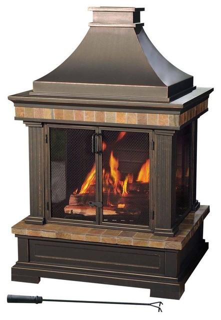 indoor fireplaces wood burning - 28 images - sunjoy ...