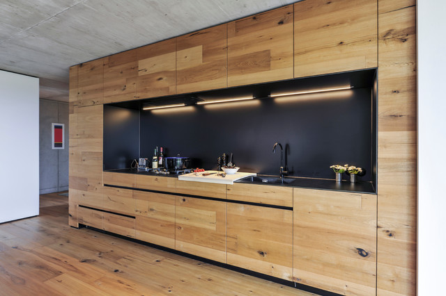 Haus s1'11 nürtingen   contemporary   kitchen   other metro   by ...