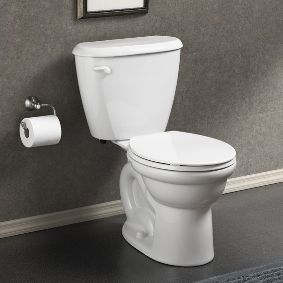 American Standard Colony Fitright Round Toilet 10 Quot Rough