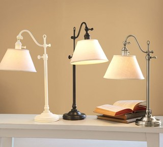 Adair Bedside Lamp - Contemporary - Table Lamps - by Pottery Barn