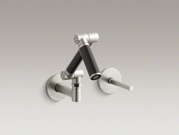 Black Wall Mount Bathroom Faucet : All Products / Bath / Bathroom Faucets