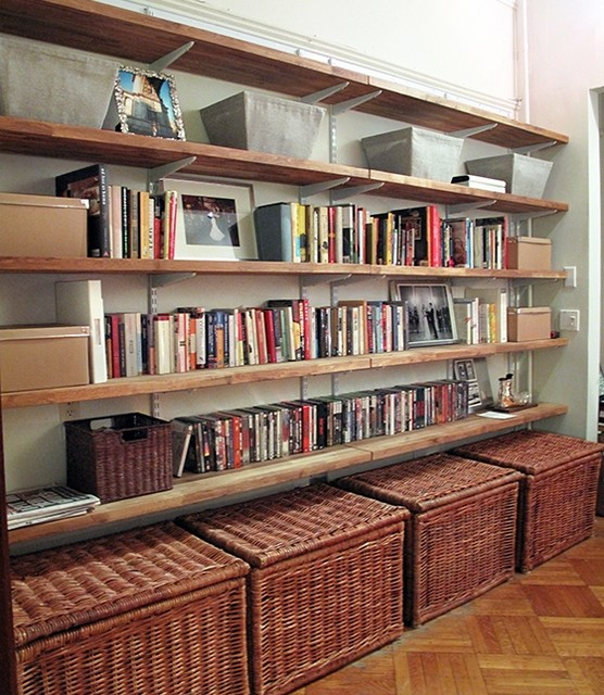 custom shelving nyc 1