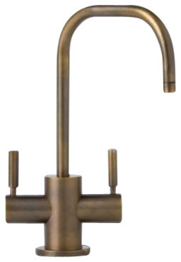 Waterstone Hot And Cold Filtration Faucet 1425HC AB Contemporary Hot Wa
