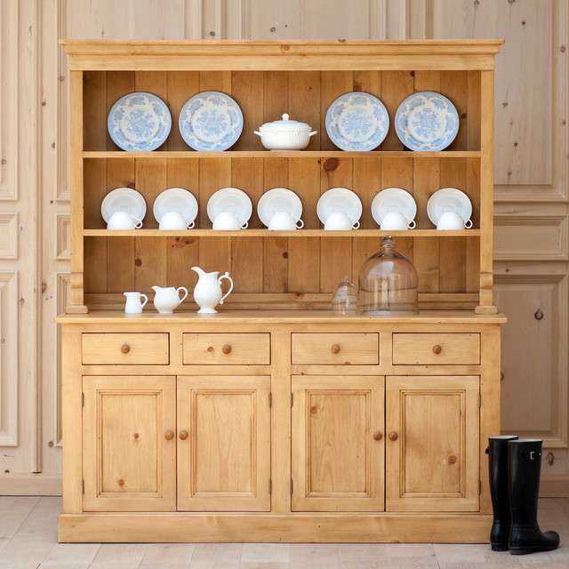Cottage Open Hutch