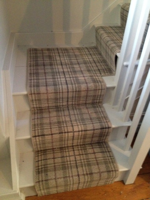 Black And White Tartan Sr Carpet Vidalondon