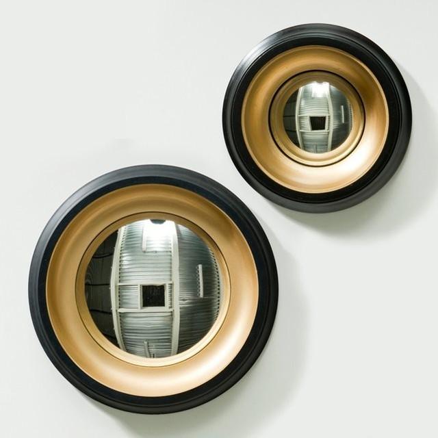 miroir de sorci re samantha 2 tailles contemporain. Black Bedroom Furniture Sets. Home Design Ideas