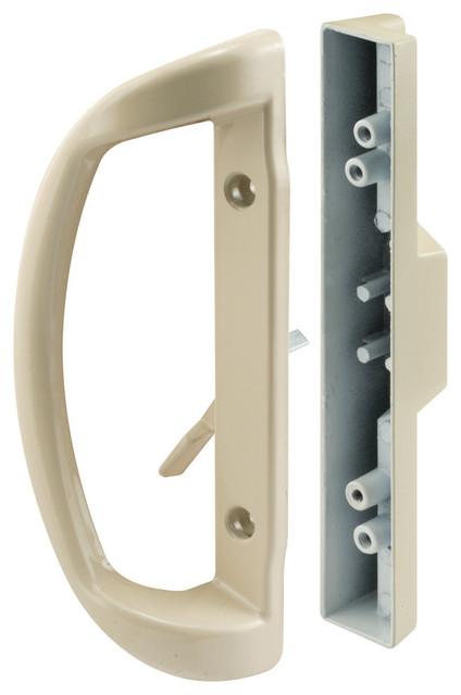 Prime-Line C 1327 Sliding Door Handle, Mortise Style, Almond - Modern - Door Locks - by Prime ...