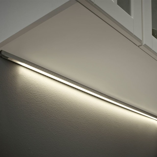 LED Recess/Surface Touch Switch Under Cabinet Strip Light ...
