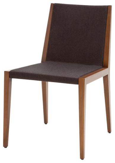 spirit chair by b t design modern dining chairs