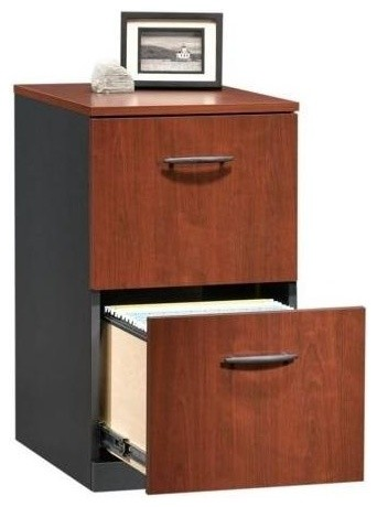 Via 2 Drawer Pedestal Lateral File in Classic contemporary ...
