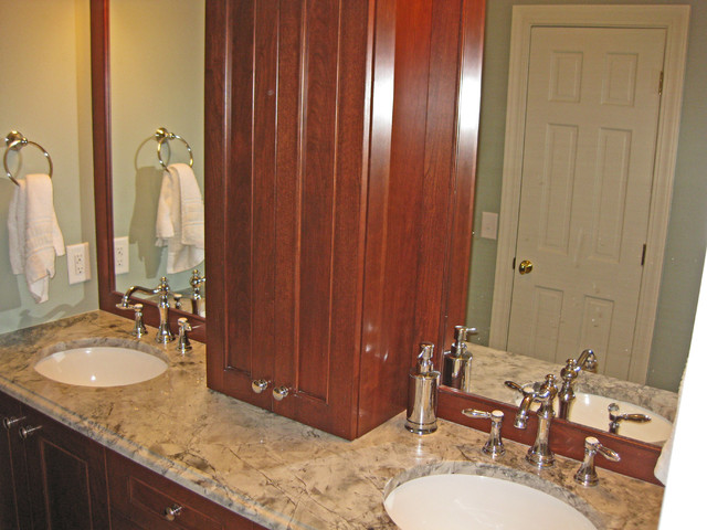 Mount Pleasant Bathroom Remodel Traditional charleston