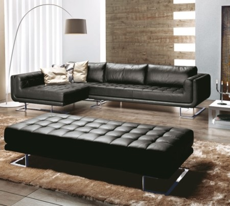 loft sectional sofa modern sectional sofas by italy. Black Bedroom Furniture Sets. Home Design Ideas
