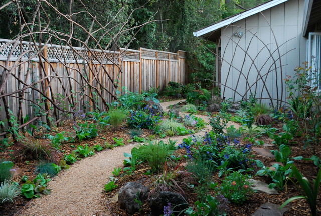 Redwood Branch Trellises Eclectic Outdoor Products