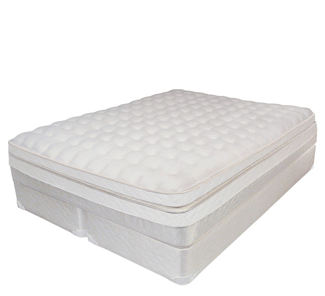 Mystique Eastern King Traditional Mattresses by