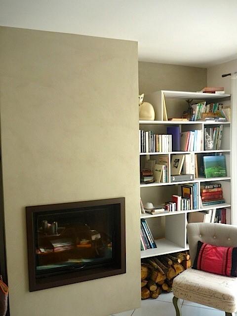 b ton cir chemin e. Black Bedroom Furniture Sets. Home Design Ideas