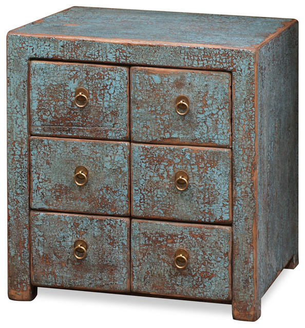 Elmwood Chest Of Drawers Asian Dressers