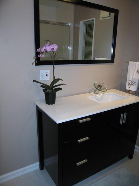 Popular Custom Bathroom Cabinets Vancouver Modern Vanities Sechelt BC
