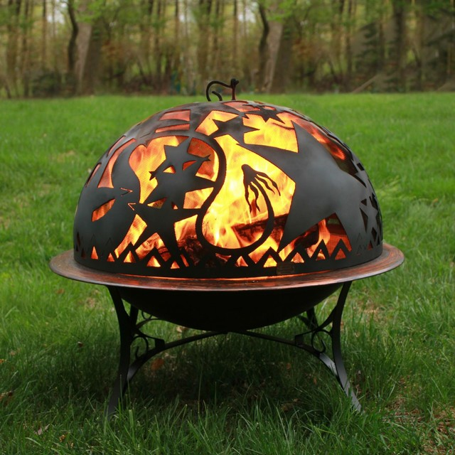 Good directions orion 30 inch wood burning fire pit for 369 salon pensacola