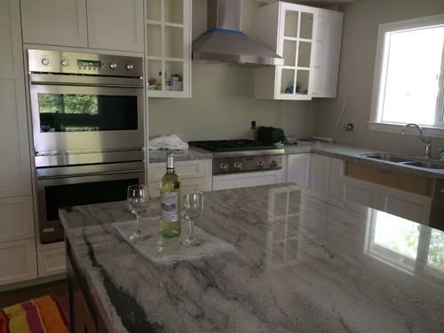 Need help with cabinet hardware for white shaker cabinets