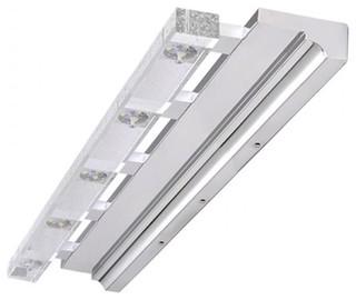 Adjustable Bathroom Vanity Lights : Adjustable Modern Led Bathroom 5 Lights Vanity Light Wall Lamp - Contemporary - Bathroom Vanity ...