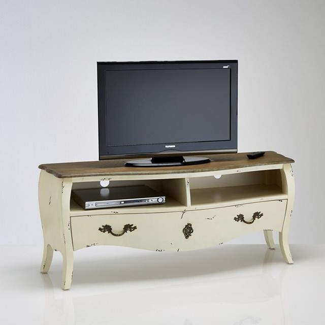 banc tv lipstick contemporain solution m dia et meuble tv par la redoute int rieurs. Black Bedroom Furniture Sets. Home Design Ideas