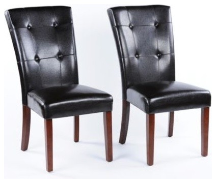 Parsons Dining Chair Set Of 2 Traditional Dining Chairs By Kirkland 39 S