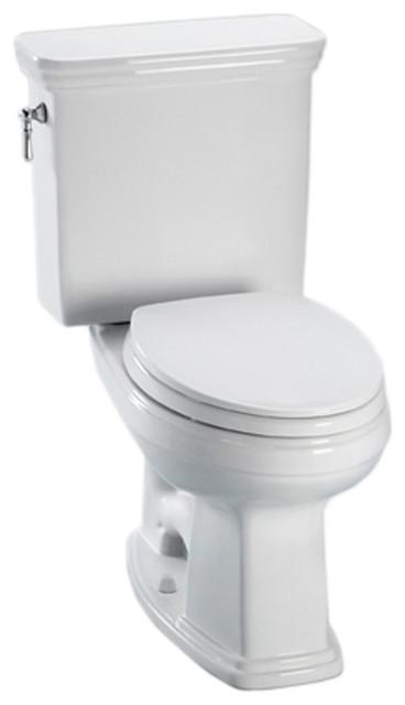 Toto Cst423ef 01 Cotton White Eco Promenade Toilet Round