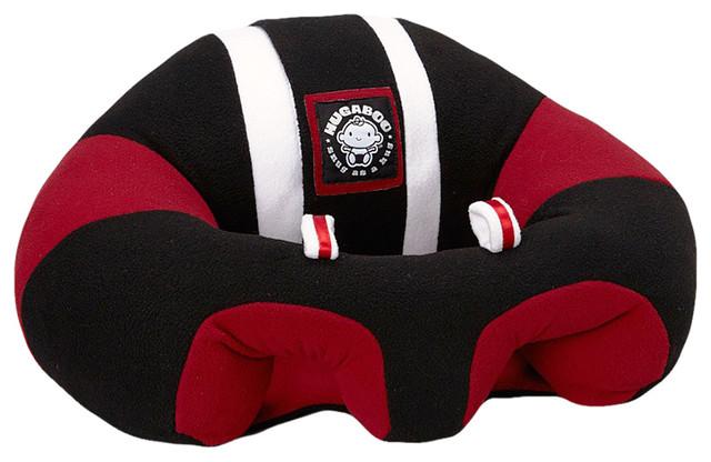 Hugaboo Infant Support Seat Fleece Sport Black White