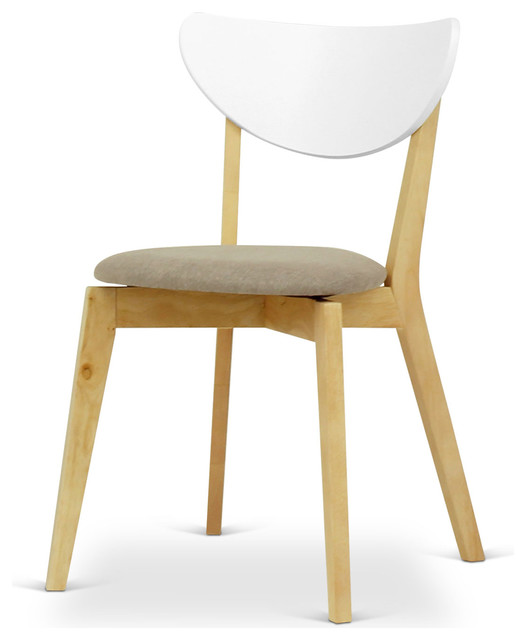 Naida Fabric Dining Chair Scandinavian Dining Chairs Sydney By Lounge