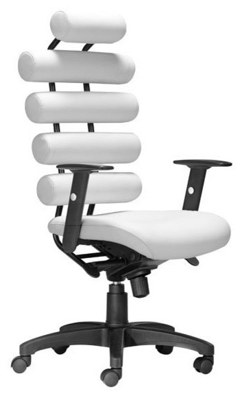 white unico office chair modern office chairs los angeles by