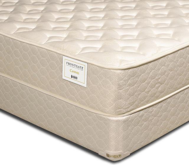 Ultra plush mattress and box spring set california king California king box spring