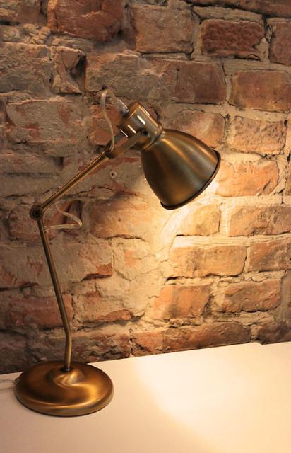 vintage tischlampe san francis modern tischleuchten. Black Bedroom Furniture Sets. Home Design Ideas