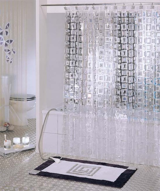 Shower Curtain Modern Curtains By Sinofaucet