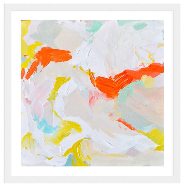 Britt Bass Turner, Abstract II - Contemporary - Artwork