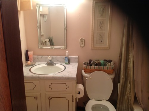 Want to update my bathroom for Need to remodel my bathroom