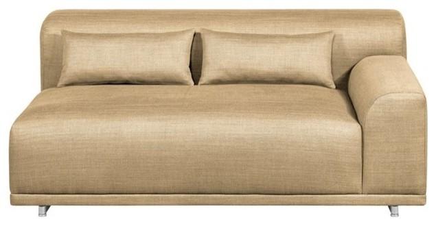Demi canapé modulable Harold design E Gallina