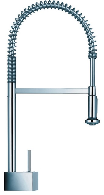 Hansgrohe Pull Out Spray Kitchen Faucet Modern Kitchen Faucets Denver By Plumbingdepot