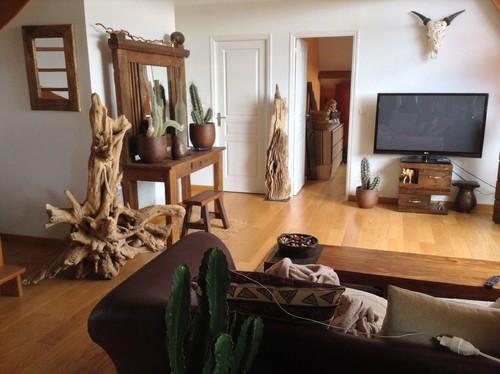 Des id es pour mon salon for Mon salon design