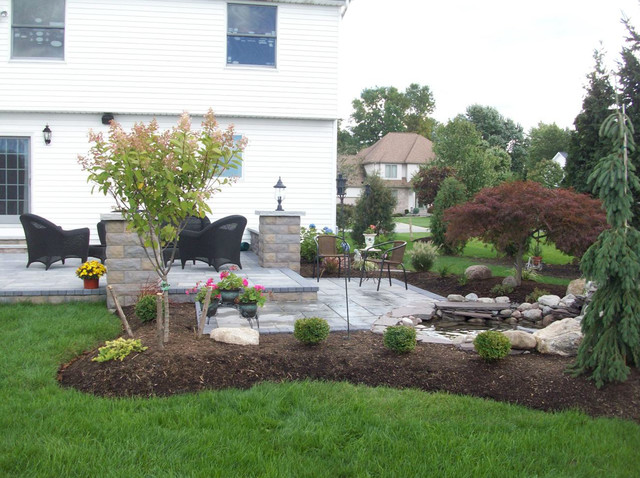 Residential Landscape Designers Newcastle : Residential landscaping
