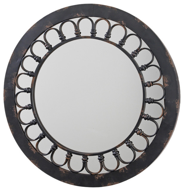 Extra large rustic wall mirror modern wall mirrors for Large contemporary mirrors