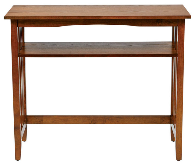 osp designs ash 36 quot foyer table contemporary